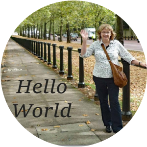 Hello World - About Sharon