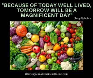 Tony Robbins Quote Today Well Lived