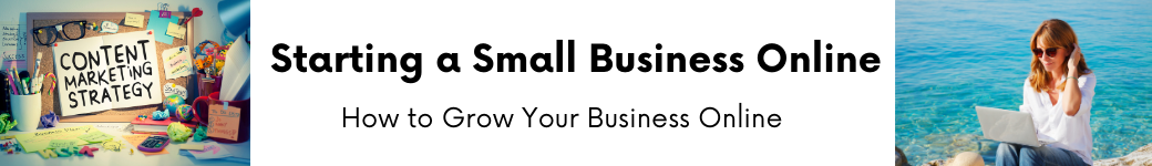 Starting a Small Business Online