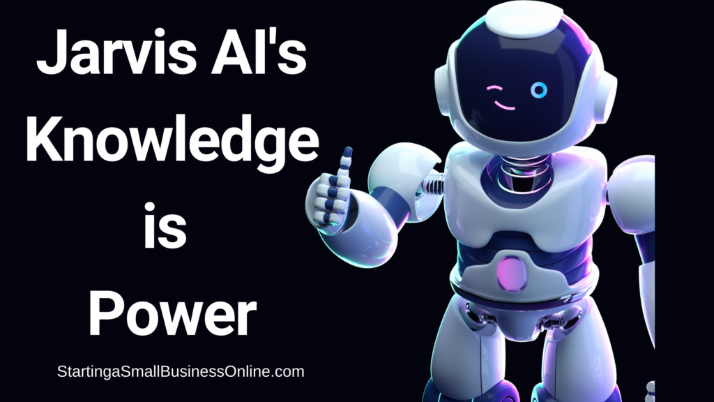 How Jarvis.AI Helps Affiliate Marketers